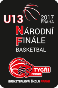 Národní finále - kluci U13 - Praha 2017