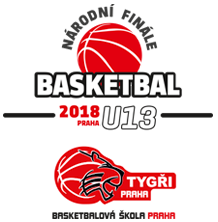 Národní finále - kluci U13 - Praha 2018